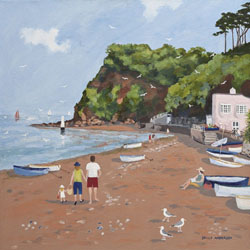 9SAP Shaldon Beach II