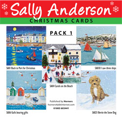 Pack1 - Christmas Cards