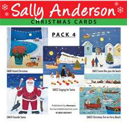 Pack4 - Christmas Cards