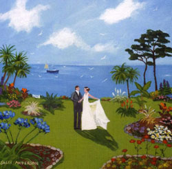 SA22b The Sea Garden Wedding
